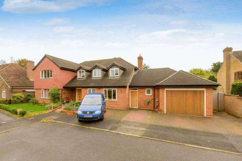 5 Bedrooms Detached House for sale in The Chestnuts, Abingdon