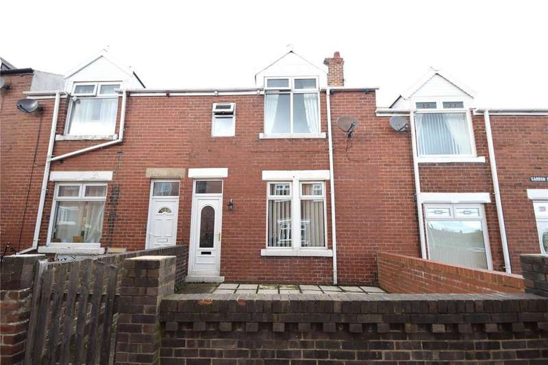 3 Bedrooms Terraced House for sale in Garron Street, Seaham, Co Durham, SR7