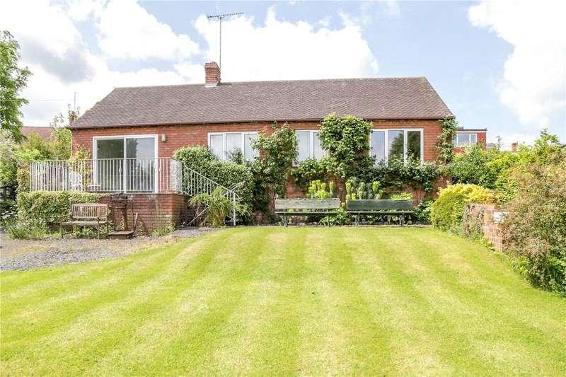 3 Bedrooms Detached Bungalow for sale in and Building Plot, Barkers Lane, Cleobury Mortimer, Kidderminster, Shropshire