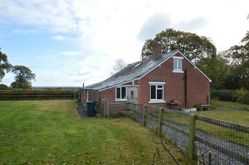 4 Bedrooms Detached House for sale in Fieldings, Vennington, Westbury SY5 9RG