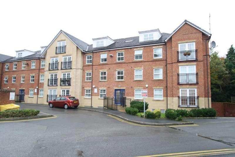 2 Bedrooms Apartment Flat for sale in SANDRINGHAM COURT, LEEDS, LS17 8UJ