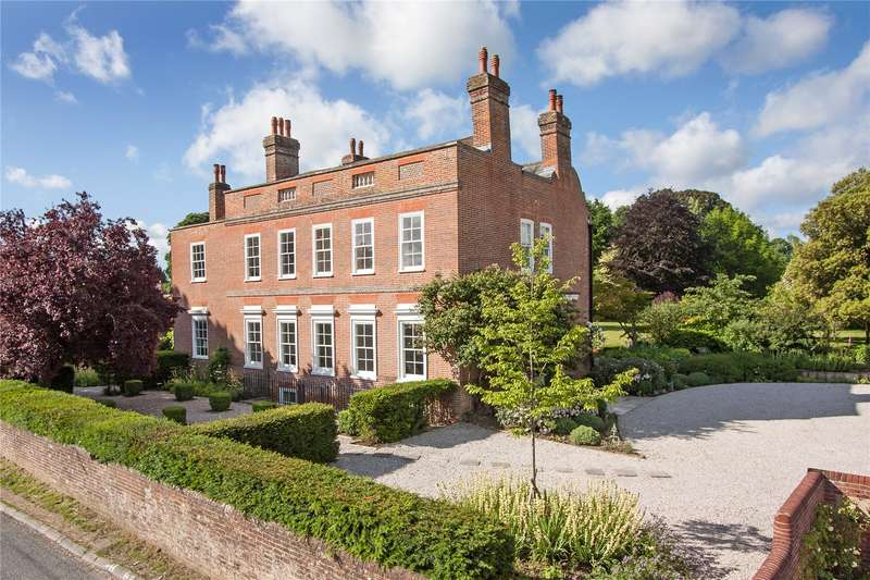 7 Bedrooms Detached House for sale in Finches Lane, Twyford, Winchester, Hampshire, SO21