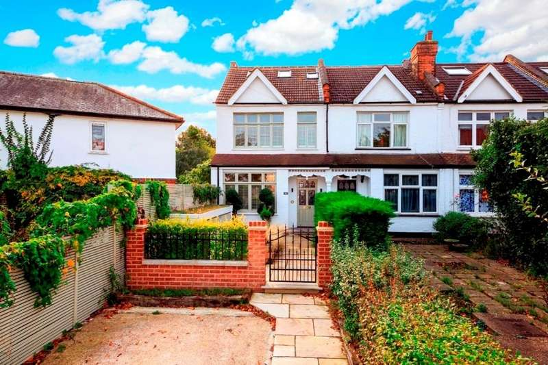 3 Bedrooms End Of Terrace House for sale in Manor Grove