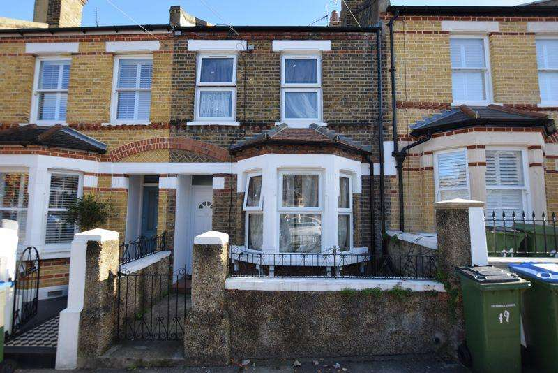 2 Bedrooms Terraced House for sale in Coxwell Road, Plumstead, SE18 1AN