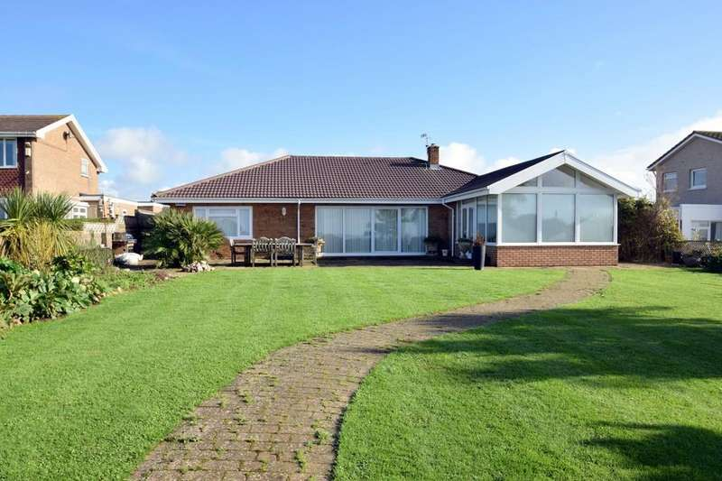 4 Bedrooms Detached Bungalow for sale in The Croft, 4 Rest Bay Close, Porthcawl, Bridgend County Borough, CF36 3UN.