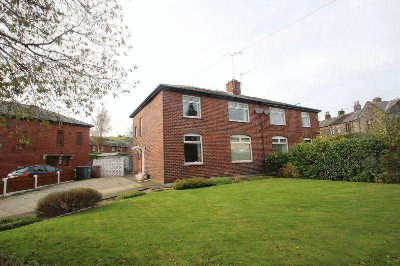 3 Bedrooms Semi Detached House for sale in Mount Avenue, Littleborough, OL15 9JP