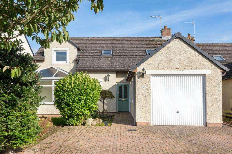 2 Bedrooms Detached House for sale in 4 Fair View Close, Clifton, Penrith