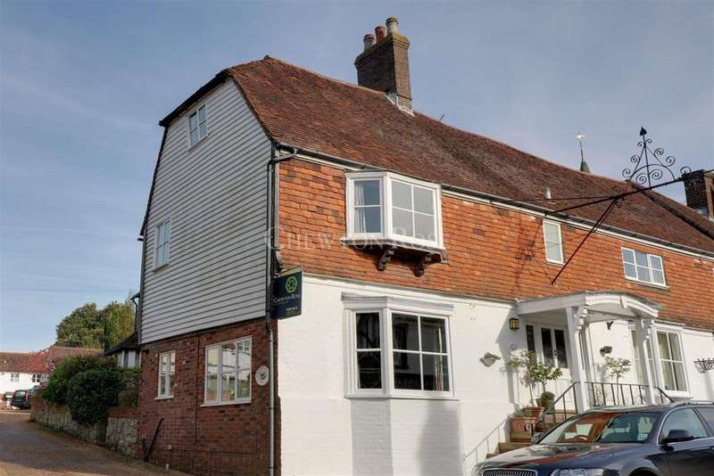 3 Bedrooms End Of Terrace House for sale in Mayfield, East Sussex. TN20