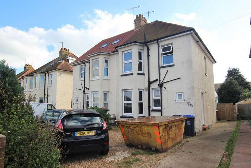 3 Bedrooms Semi Detached House for sale in Brougham Road, Worthing, BN11 2NU