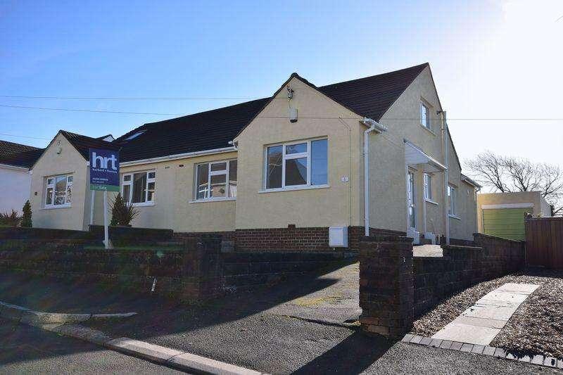 2 Bedrooms Semi Detached House for sale in Mayfield Avenue, Bridgend