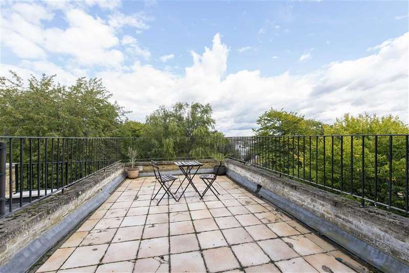 2 Bedrooms Flat for sale in Haverstock Hill, London, NW3