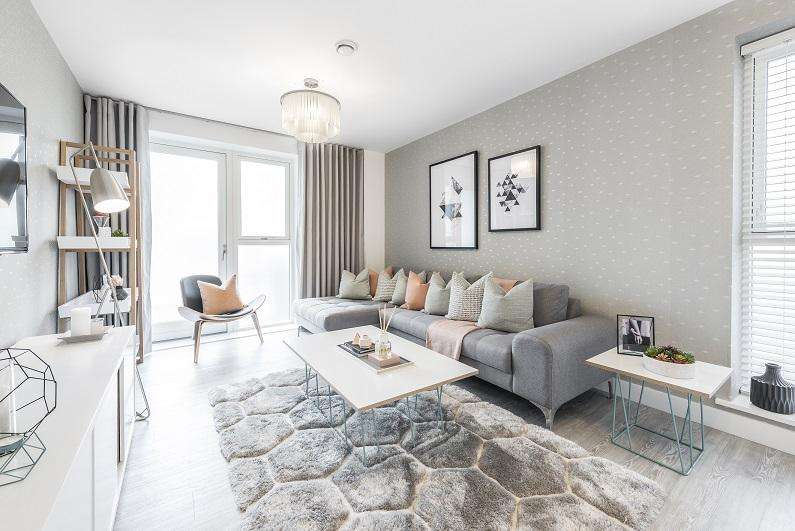3 Bedrooms Flat for sale in VIDA London, Trinity Way, East Acton