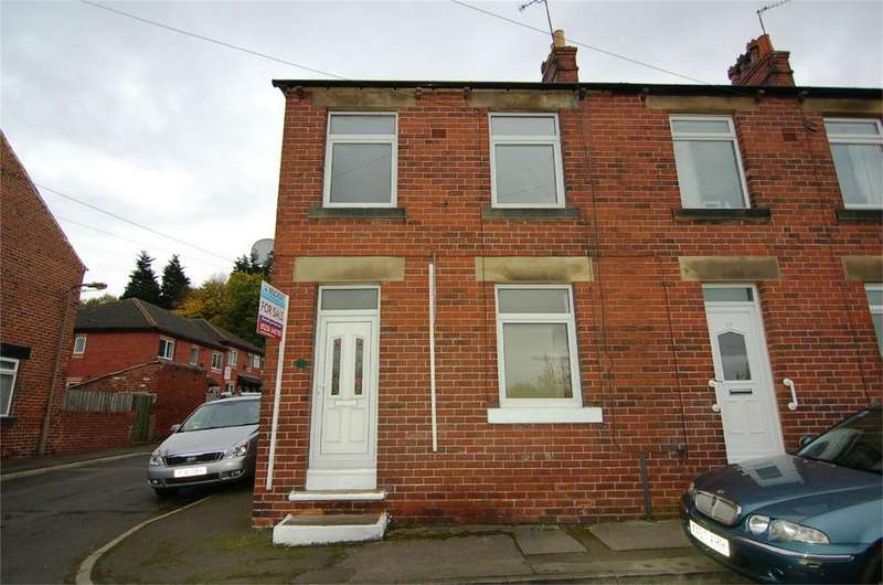2 Bedrooms End Of Terrace House for sale in Twibell Street, BARNSLEY, South Yorkshire