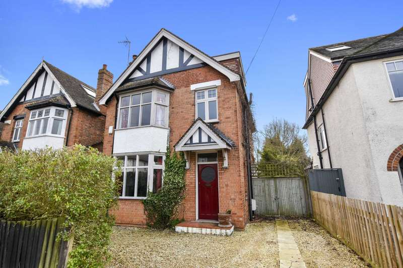 5 Bedrooms Detached House for sale in Monmouth Road, New Hinksey