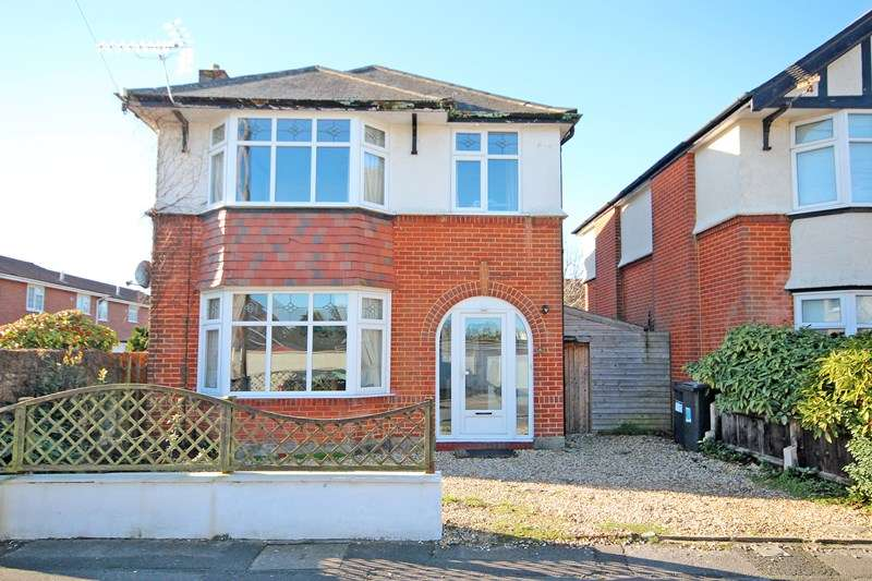 3 Bedrooms Detached House for sale in Granville Road, Southbourne, Bournemouth