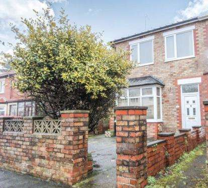 3 Bedrooms End Of Terrace House for sale in Rutland Road, Lytham St Annes, Lancashire, England, FY8