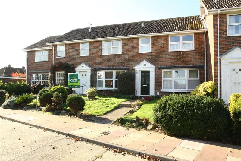 3 Bedrooms Terraced House for sale in Greystone Avenue, Tarring, Worthing, BN13