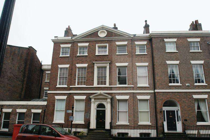2 Bedrooms Apartment Flat for sale in Rodney Street, Liverpool