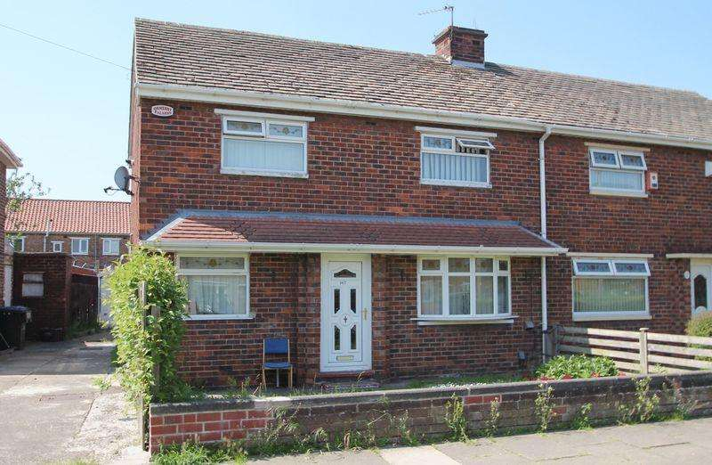 3 Bedrooms Semi Detached House for rent in Overdale Road, Park End