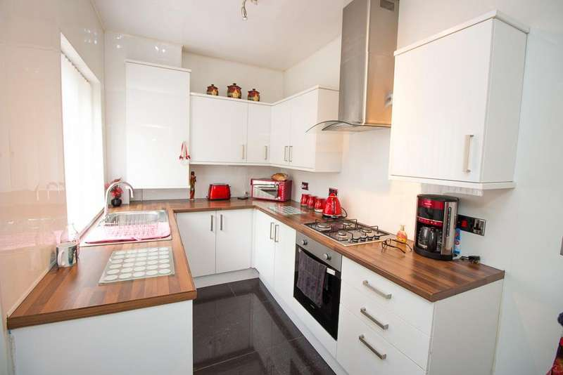 2 Bedrooms House for sale in Lynn Street, Chester Le Street