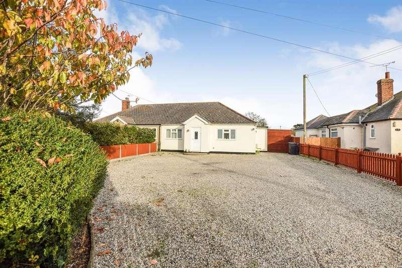 3 Bedrooms Bungalow for sale in Burnham Road, Latchingdon, Chelmsford
