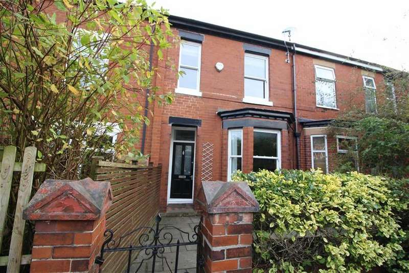 3 Bedrooms Terraced House for sale in Oswald Road, Chorlton, Manchester