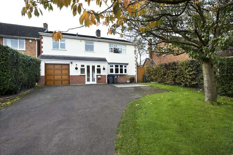 5 Bedrooms Detached House for sale in Kittoe Road, Four Oaks