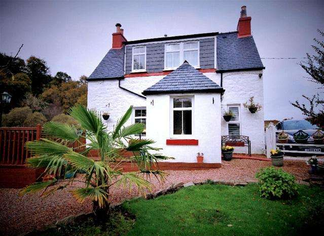 2 Bedrooms Cottage House for sale in Bridge Cottage, Stonefield, by Tarbert, PA29 6YJ
