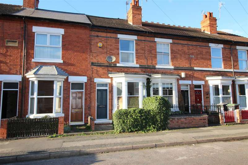3 Bedrooms Terraced House for sale in Victory Road, Beeston Rylands