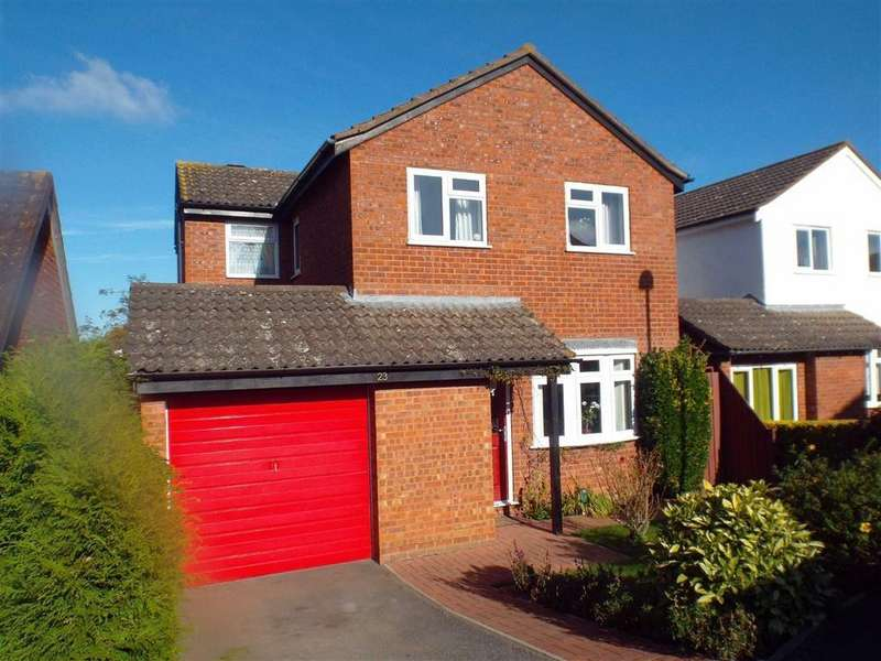 4 Bedrooms Detached House for sale in Webbers Way, Puriton