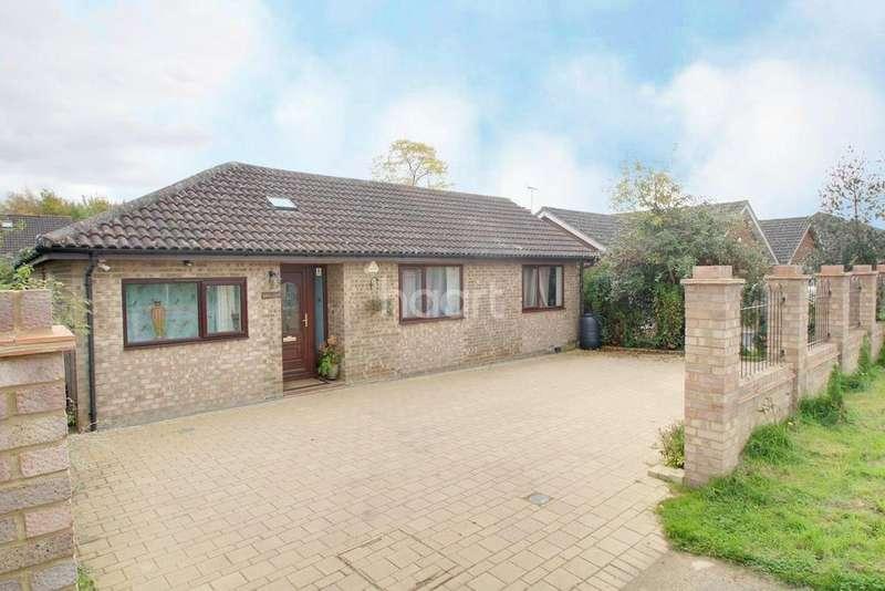 4 Bedrooms Bungalow for sale in Milton Road, Impington, Cambridge