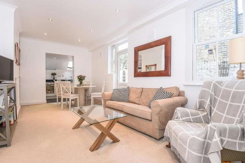 2 Bedrooms Flat for sale in Tamworth Street, Fulham