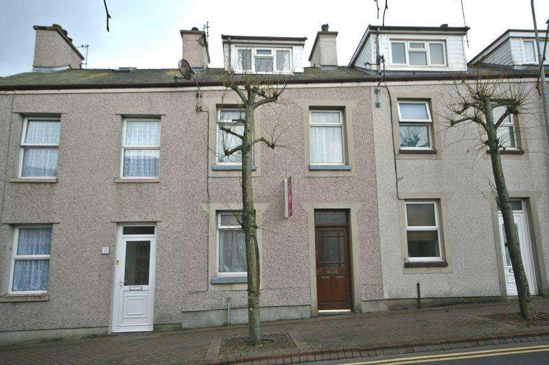 2 Bedrooms Terraced House for sale in Holyhead, Anglesey