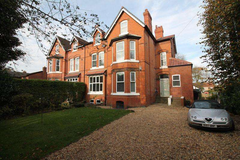 7 Bedrooms Semi Detached House for sale in Kingsmead Road South, Oxton
