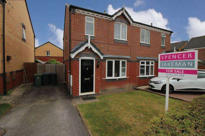 3 Bedrooms Semi Detached House for sale in Thornton Road, Shrewsbury