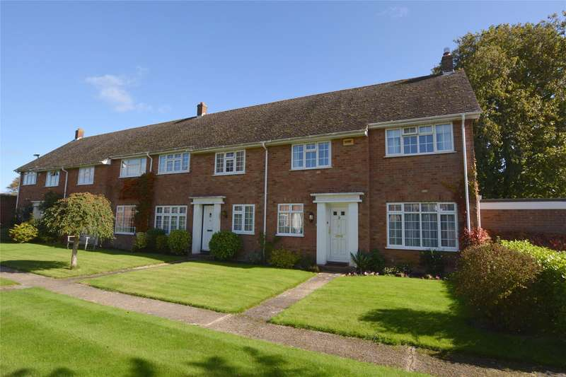 3 Bedrooms Mews House for sale in St. Thomas Park, Lymington, Hampshire, SO41