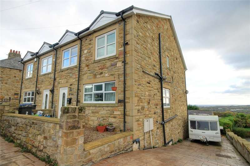 5 Bedrooms Semi Detached House for sale in Leith View, Tantobie, Stanley, DH9