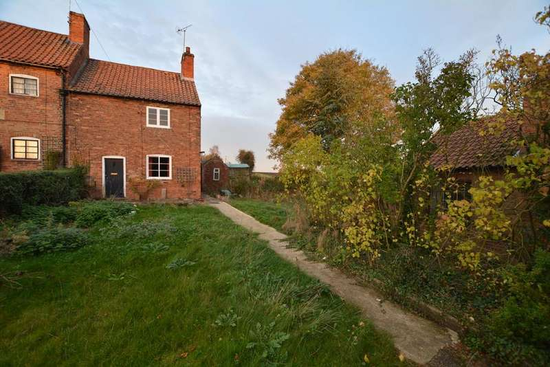 2 Bedrooms Semi Detached House for rent in Bank Cottage East, Hockerton
