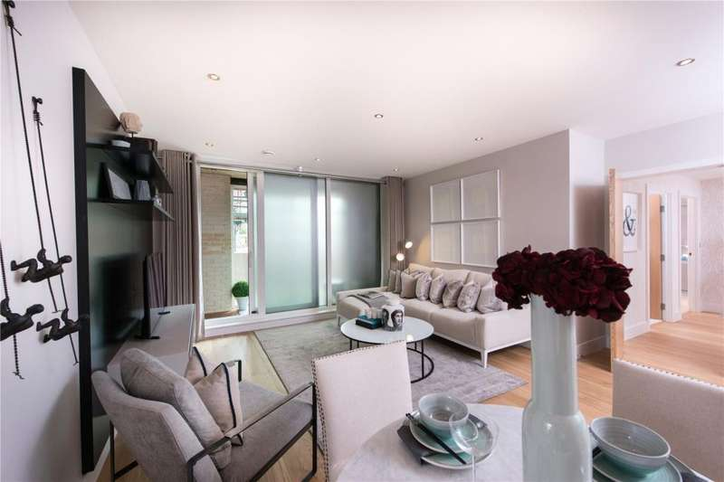1 Bedroom Penthouse Flat for sale in Apt 12, 500 Chiswick High Road, Chiswick, London, W4
