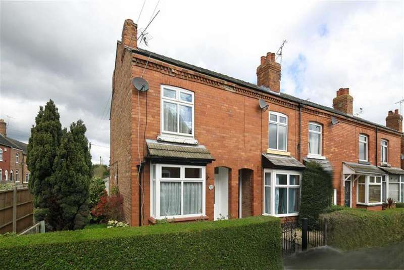 2 Bedrooms Terraced House for sale in Hurleston Buildings, Nantwich, Cheshire