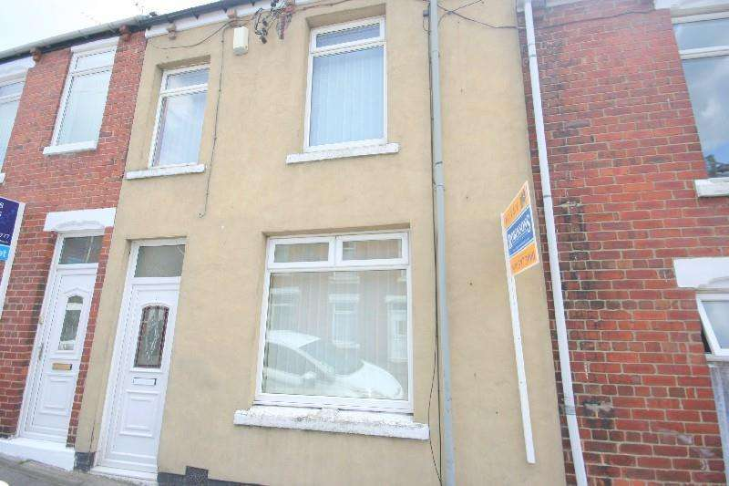 3 Bedrooms Terraced House for sale in Bircham Street, Stanley