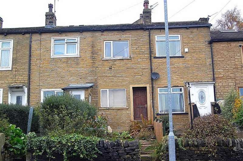2 Bedrooms Terraced House for sale in Thorn Tree Street, King Cross, Halifax, HX1
