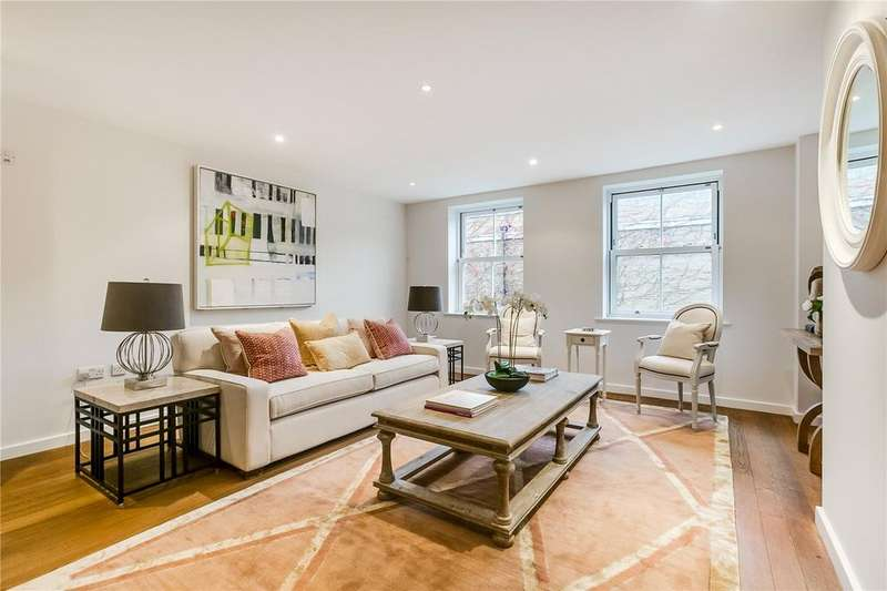 5 Bedrooms Terraced House for sale in Rosenau Road, Battersea Park, London
