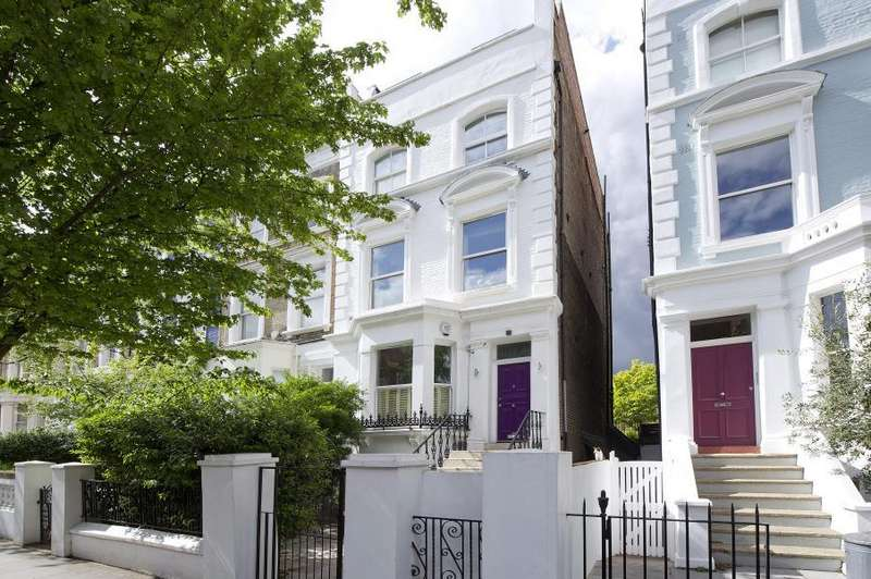 7 Bedrooms House for sale in Lancaster Road, Notting Hill W11