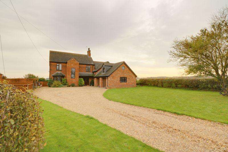 5 Bedrooms Detached House for sale in Toad Hall, Bridge Farm, Kettleby