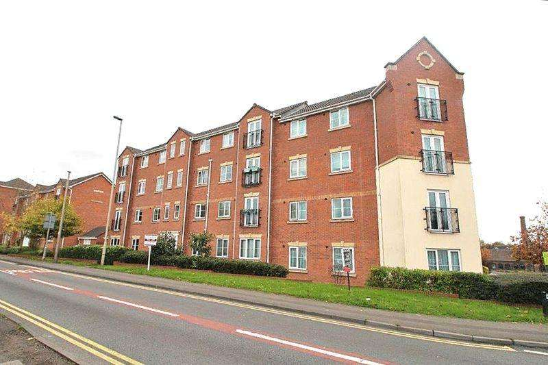2 Bedrooms Apartment Flat for sale in Moor Street, Brierley Hill DY5 3SP