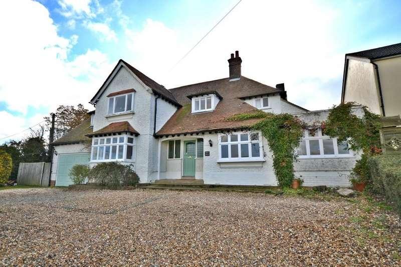 4 Bedrooms Detached House for sale in Wicken Road, Newport