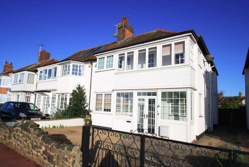 4 Bedrooms Semi Detached House for sale in Marine Parade, Leigh-On-Sea
