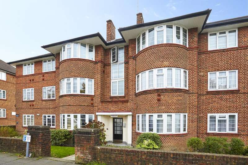2 Bedrooms Flat for sale in Beaufort Park, NW11