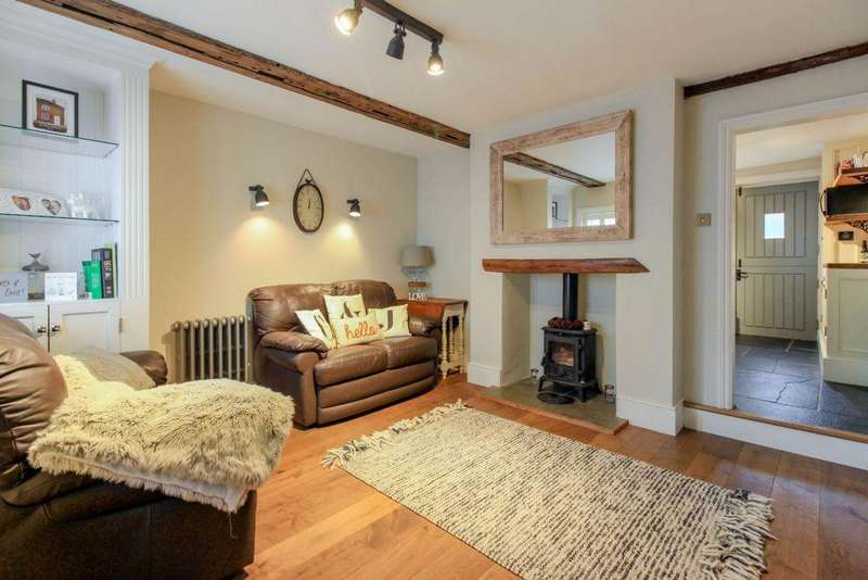 2 Bedrooms Cottage House for sale in Park Street, Hatfield, AL9